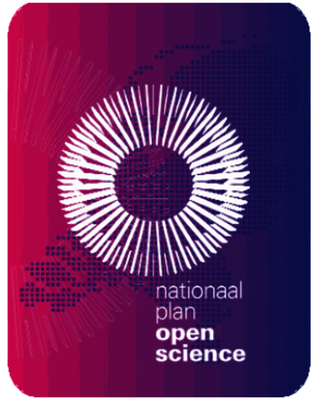 Voorkant Nationaal Plan Open Science