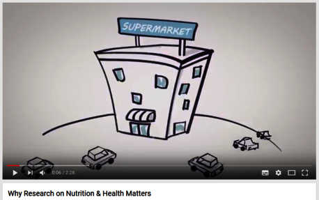 JPI HDHL MOVIE: Why Research on Nutrition & Health matters